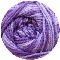 Degradé violeta y lila