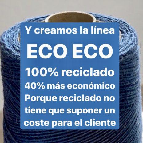 Reciclado Tejanos ECO-ECO